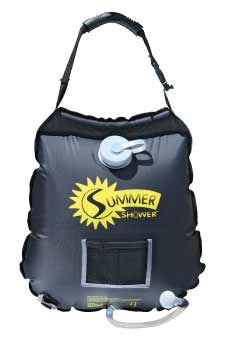 Advanced Elements 5 Gallon Ripstop Summer Shower Solar Bat