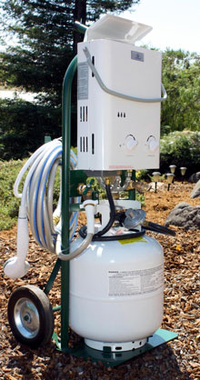Decker S Hot Water Station Jr