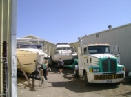 Yacht Transport Services and Boat Storage