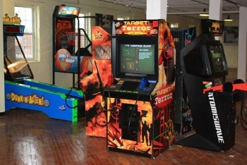 George & Tony's Arcade