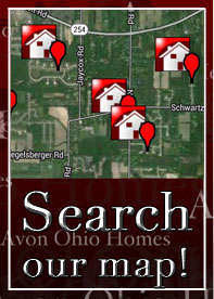 Avon Ohio Homes for Sale