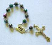 Handheld Rosary Beads